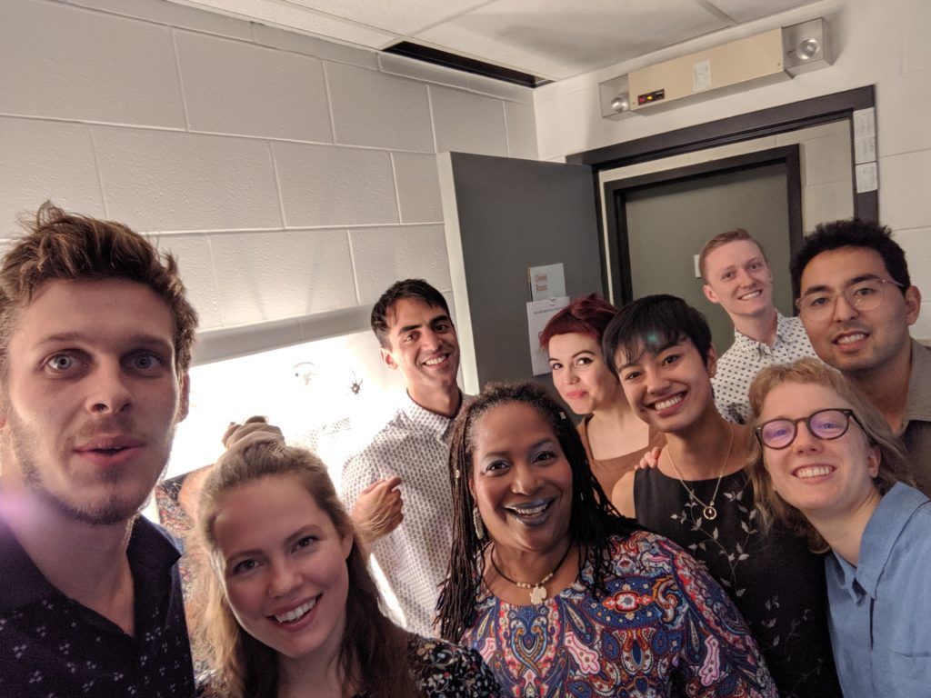 FV's 2019 Banff Ensemble (Banff Center for Arts & Learning)